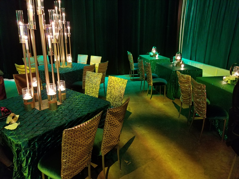 Wink Design and Events TSE Chameleon Chairs