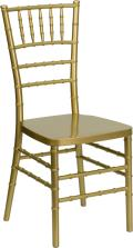 Rental store for CHAIR, CHIAVARI GOLD in New Orleans LA