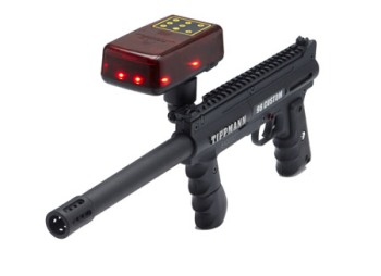 Paintball Lasertag System 6 Gun Rentals New Orleans La