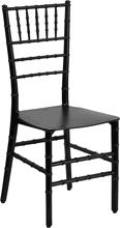 Rental store for CHAIR, CHIAVARI BLACK in New Orleans LA
