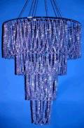 Rental store for CHANDELIER SWAG CRYSTAL 24 x30 in New Orleans LA