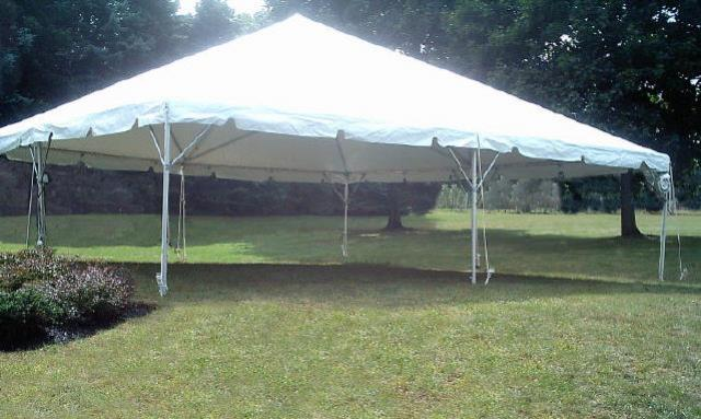Where to find WHITE FRAME 30  WIDE TENT in New Orleans