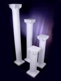 Rental store for WHITE GOTHIC COLUMNS in New Orleans LA