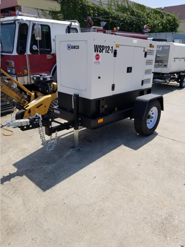 Where to find GENERATOR, 12KW TOWABLE in New Orleans