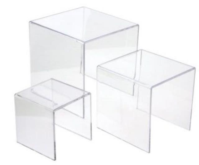 Where to find ACRYLIC TABLE RISER in New Orleans