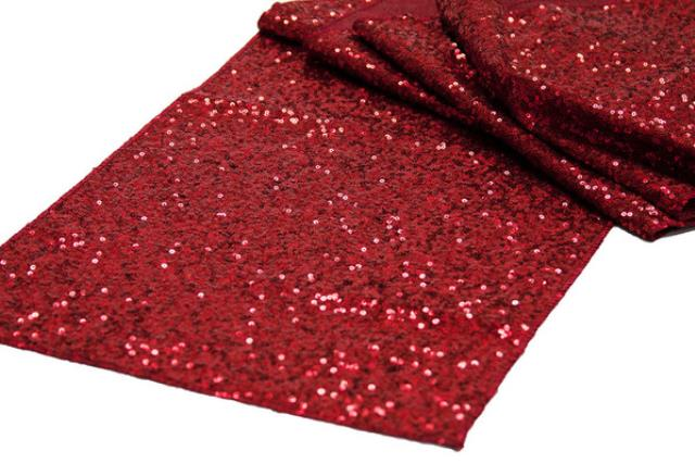 Where to find RUNNER RED SEQUIN 14 X108 in New Orleans